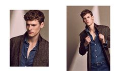 Men Pre-Fall - LOOKBOOK - España (Excepto Canarias)/Spain (except the Canary Islands)