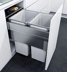 20 astonishing hidden kitchen storage ideas you must have 30 Kitchen Cabinet Pulls, Kitchen Units, Kitchen Cupboards, Kitchen Ideas, Kitchen Decor, Eclectic Kitchen, Small Kitchen Organization, Kitchen Storage, Fitted Cabinets