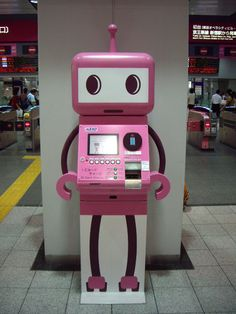Subway Robot イメージ 1 @Optivion #tech