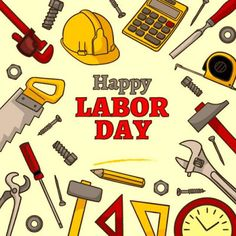 Labor Day Quotes that prove the value of hard work. Happy Labor Day Quotes 2020 Wishes Images Greetings Messages and Free Labor Day Clip Art Happy Weekend Quotes, Happy Quotes, Funny Quotes, Happiness Quotes, Weekender, Labor Day Clip Art, Labor Day History, Labour Day Wishes, Labor Day Pictures