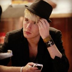 Colton Dixon arriving for the 'American Idol' afterparty at The Grove Los Angeles, California.