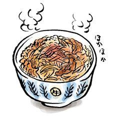 日本のファストフード 牛丼