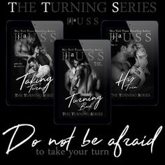 "THE TURNING SERIES by J.A. Huss // ""Turning Back (Turning #2)"" -- Publication date: April 12, 2017 // Genres: Erotica, Romance, Suspense"