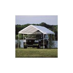 ShelterLogic Max AP 10 Ft W X 20 D Canopy