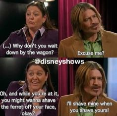 Hannah Montana I remember watching this and just laughing EXTREMELY hard. Tv Show Quotes, Movie Quotes, Funny Quotes, Old Disney Shows, Old Disney Channel, Zack E Cody, Childhood Tv Shows, Old Tv Shows, Disney Marvel