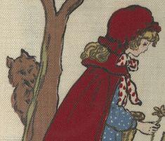 Red Riding Hood / Dean's Rag Book Co Ltd   Gallica