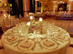 Gold Wedding Inspiration Themes