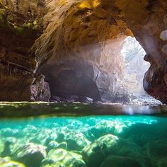 Tag who you'd swim with @ mystical cave!#VacationWolf http://www.VacationWolf.com Also follow @billionairewolf  :@Ravean_kretowicz