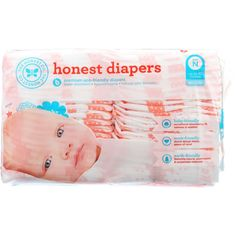 The Honest Company Diapers Giraffes Size N Babies Up To 10 Lbs 40 Count 1 Each