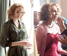 Eleanor Tomlinson as Mary Durrant In Ordeal By Innocence