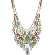 Ayala Bar Fiesta Green Jungle Necklace, part of our full line of Ayala Bar jewelry and the Ayala Bar Spring 2020 collection. Bar Earrings, Bar Necklace, Necklaces, Jewelry Trends, Jewelry Accessories, Glasses For Your Face Shape, Ayala Bar, Bar Gifts, Celebrity Jewelry