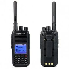 DMR Radio RT3 UHF/ VHF 1000CH Digital Two way Radio Walkie Talkie