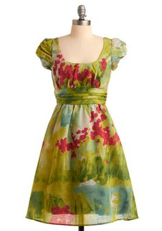 Watercolor Me Stylish Dress (I would love to have this... still thinking about it.)