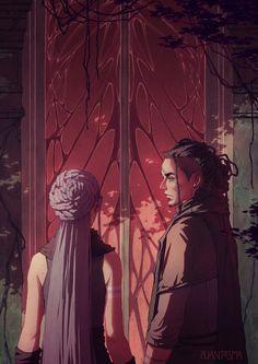 Phantasma: Passage by DjamilaKnopf on DeviantArt