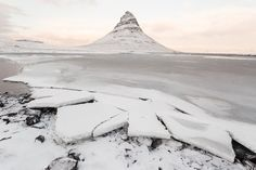 White Kirkjufell by Benjamin Hardman - Photo 108634361 - 500px