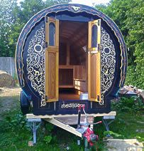 English Gypsy caravan, Gypsy wagon, Gypsy waggon and vardo: for sale