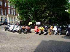 Soho Square - Soho, London