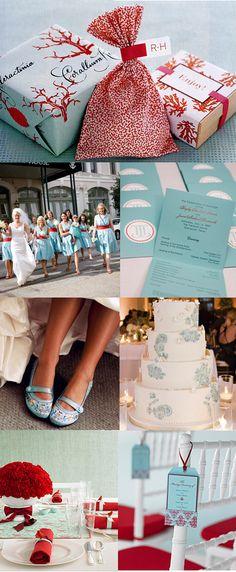 purple and aqua wedding reception | post wedding reception invitation wording 1960s wedding cake: Wedding ...