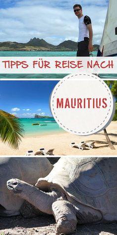 Tipps für deine Mauritius Reise! Mauritius zählt zu einen der schönsten Reiseländer mit Traumstrände. #mauritius