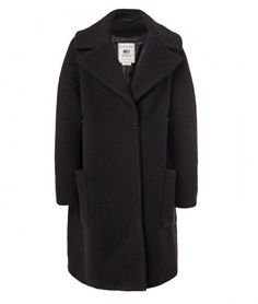 Joan Coat Black.  Shop this and other women fall styles from Lexington Company on www.lexingtoncompany.com.