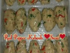 Red Pepper Kebaabs recipe by Sumayah posted on 21 Jan 2017 . Recipe has a rating of by 2 members and the recipe belongs in the Chicken recipes category Kabob Recipes, Halal Recipes, Real Food Recipes, Chicken Recipes, Kabobs, Skewers, Green Chilli, Food Categories, Red Peppers