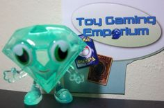 Roxy Green Moshi Monsters Moshlings Figures Rox Collection Toy Figure