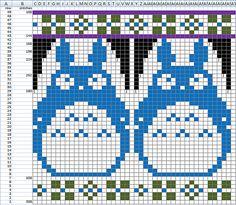 Ravelry: KonaSF's Totoro Sweater