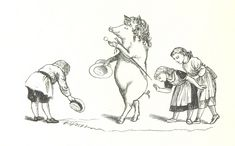 Image taken from page 62 of '[Sing-Song. A nursery rhyme book. ... With ... illustrations by A. Hughes, etc.]' | par The British Library