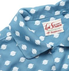 Levi's Vintage Clothing | 1950s Space Shirt