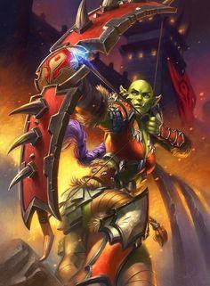 40 Epicas ilustraciones de Warcraft