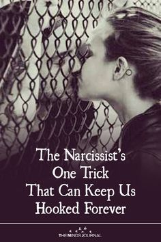 The Narcissist's One Trick That Can Keep Us Hooked Forever | Narcs