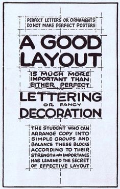 From a 1927 Speedball guide written by Ross F. George, type designer and inventor of the Speedball pens.
