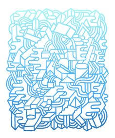 Poster | WAVE MACHINE von Chase Kunz | more posters at http://moreposter.de