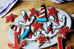 coast guard cookies