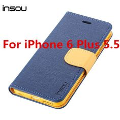 Case For Apple iPhone6 6S / i6 6S plus,Luxury Wallet Stand Flip Leather Back