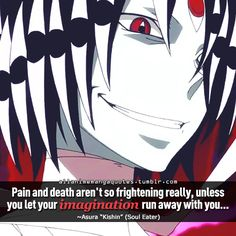 The source of Anime quotes & Manga quotes: Photo Soul Eater Patty, Soul Eater Moon, Soul Eater Medusa, Soul Eater Kid, Soul Eater Stein, Soul Eater Manga, Soul Eater Death, Anime Soul, Manga Quotes
