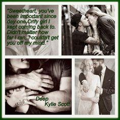 Deep by Kylie Scott