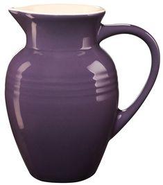 Le Creuset Purple Pitcher