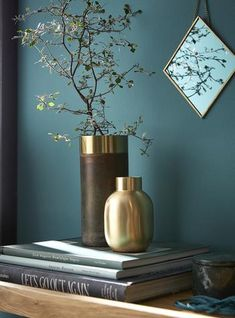 Peinture Verdo Farrow and Ball inspiration Cyrillus Maison nouvelle collection Living Room Decor, Bedroom Decor, Wall Decor, Teal Living Rooms, Teal Rooms, Living Room Colors, Living Room Modern, Living Spaces, Interior Paint
