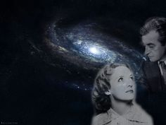 "wallpaper ""Claude Rains & Bette Davis: friendship everlasting like the Universe"""