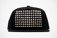 Stampd' The Gold Studded Snapback Hat