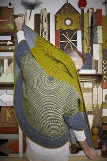Lost & Found Sweater - Stephen West