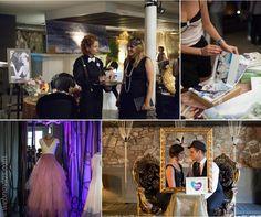 Éxito de The Wedding Fashion Night . www.webnovias.com