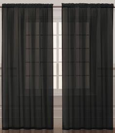 Quamba Sheer Single Curtain Panel