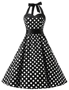 Dresstells Halter 50s Rockabilly Polka Dots Audrey Dress ... https://www.amazon.com/dp/B018WUQ1JS/ref=cm_sw_r_pi_dp_x_X3Q4xbYA8M7CX
