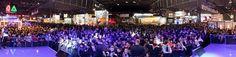 """Paris centre de la planète jeu vidéo le temps de la PGW 2017 - Alors que la Paris Games Week 2017 a fermé ses portes hier, cette 8ème édition s'est déployée au-delà des 80 000 m2 de la Porte de Versailles avec pour la première fois un programme """"hors-les-murs""""..."""