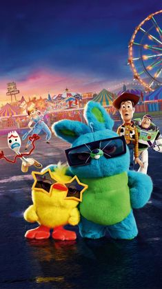 Toy Story 4 Poster Collection: High Quality Posters For All The Toy Story Fans Toy Story Movie, Toy Story Party, Cartoon Wallpaper Iphone, Disney Phone Wallpaper, Walt Disney Pictures, Arte Disney, Disney Art, Movie Wallpapers, Cute Wallpapers