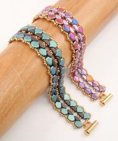 6 Strand Bracelet Fine Beads bracelet mini Drops Bracelet Bracelet handmade jewelry Strand Bracelet blue light Bangle Bracelet