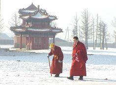 Terwijl we in Nederland bibberen bij een temperatuur van -5, is het in Mongolie al weer een paar maanden bitter koud. De dagtemperaturen in Ulaanbaatar schommelen deze week tussen de -14 en min 20 ...