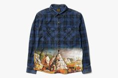 Neighborhood.jp | Nomad Fade Print Shirts